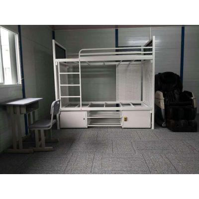 重庆铁床 现代 学校 钢制 学生铁床 生产厂家