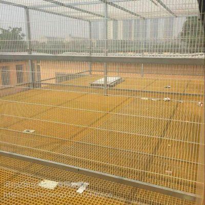 从江赛鸽俱乐部格栅地网25厚玻璃钢格栅