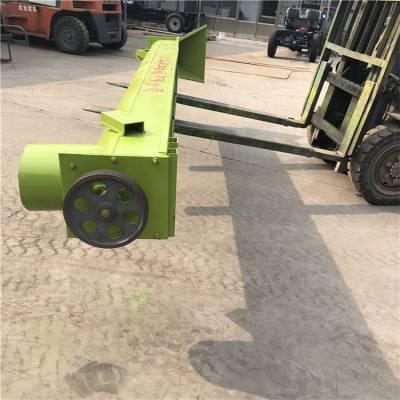 螺旋式加厚输送提升机 粮食玉米上料机