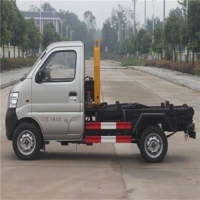 中联重科勾臂式垃圾车 中联压缩垃圾车配件售后服务