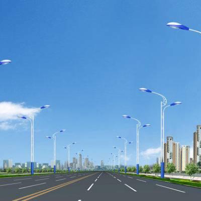 宁夏LED市电路灯厂家 220V市政路灯具体参数