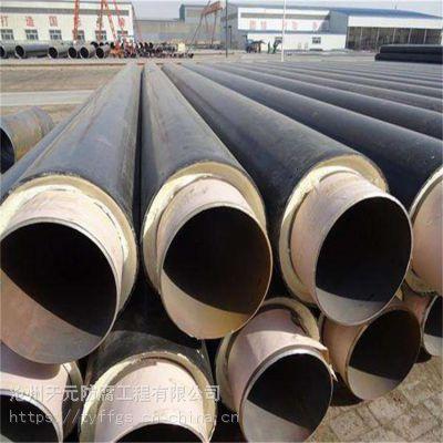 德州4布6油防腐钢管 大口径螺旋涂塑钢管厂 燃气3pe防腐钢管天元防腐