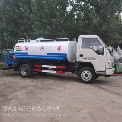 工地工程5吨洒水车绿化洒水车厂家小型洒水车质量比较