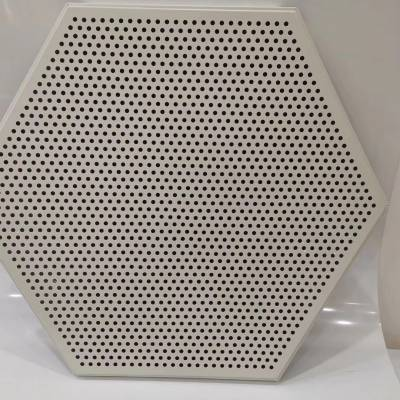 生产密拼铝单板 文化馆冲孔板 U型铝单板
