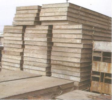 蚌埠钢板路基箱租赁价格,铺路钢板道板租金多少每天