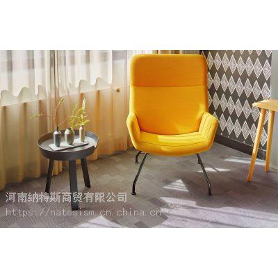 广州PVC编织地毯厂家直销BOLON编织地胶异形扁丝细丝S丝商用地毯塑胶地板