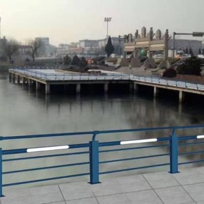 仿木河道栏杆多少钱-山东神龙金属-广东河道栏杆多少钱