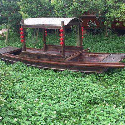 戴氏乌篷旅游船 销售5人乌篷旅游船 乌篷旅游船多少钱