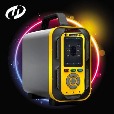 北京复合式气体分析仪_TD6000-SH-M4订制多合一气体分析仪_天地首和