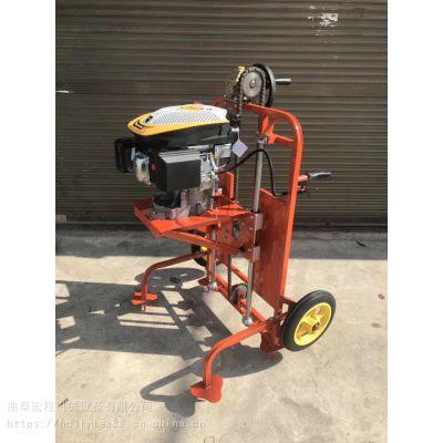 宏程厂家挖坑机价格 工程专用打坑机 种植打眼机