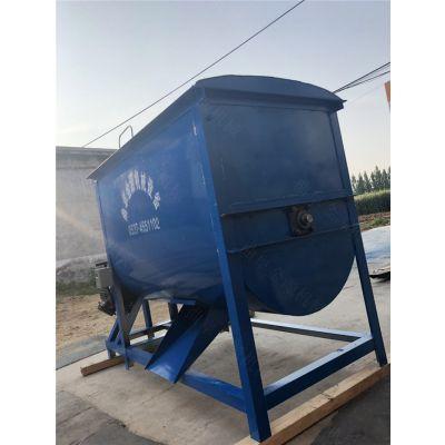 农场养殖粉碎搅拌机 自吸式鸡鸭饲料搅拌机 一吨的粉碎搅拌一体机
