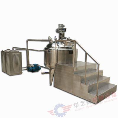 沈阳高剪切乳化机械密封搅拌罐 200L高剪切乳化罐精工华之翼厂家直发