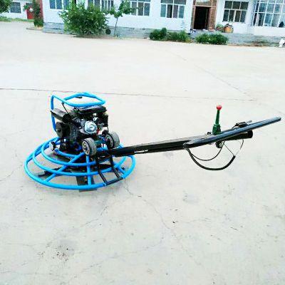 天津1米汽油抹光机 混凝土收光机 直径90手扶式抹光机厂家直销