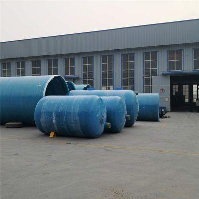 玻璃钢化粪池用途 玻璃钢化粪池20立方 尺寸多少 品牌成信