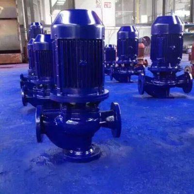 消防泵厂家江洋泵业供应XBD2.8/41.7-150-160A喷淋泵 消火栓泵 稳压设备