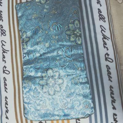 枕巾带中草药百分百纯棉