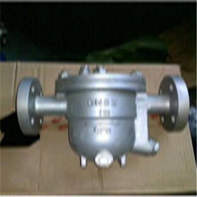 CS41H-25P DN40不锈钢蒸汽式疏水阀 国标浮球式疏水阀 眉山阀门经销商