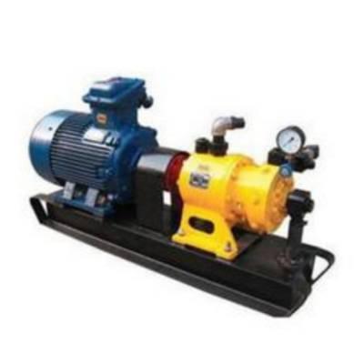 厂家直销NJB-80/2矿用防灭火凝胶泵 煤矿注凝胶装置