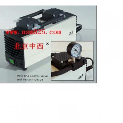 中西 小型抗腐蚀真空泵 型号:YA1-N816.1.2KT.18库号:M390975