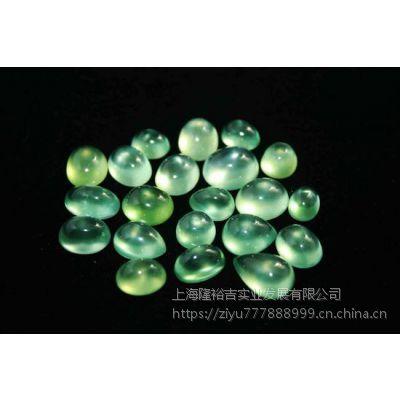 矿区直供宝石货源葡萄石批发保真销售