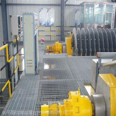 专业定制304不锈钢格栅板 304钢格板 Q235重型钢格栅板