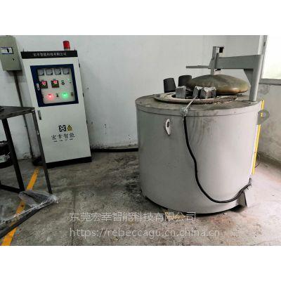 生产制造商 生产供应 熔铝炉 铝合金熔铝炉 坩埚式熔铝炉