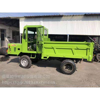 广东性能稳定的柴油四轮拖拉机/拉钢筋用的自卸四不像