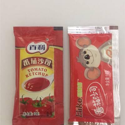 焦作番茄酱包装机-广州齐博包装设备工厂-高速番茄酱包装机