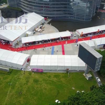 大型户外车展篷房展览展示(厂家直销定做)可租可售
