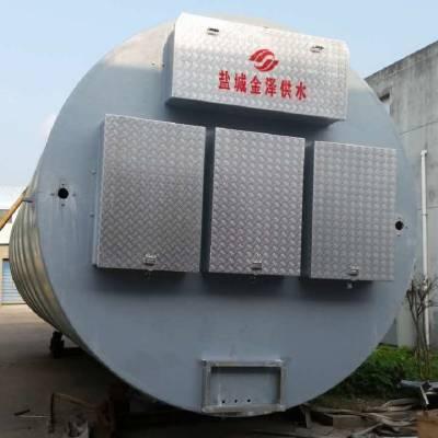 污水排放GPRS远程监控一体化预制污水泵站一体化污水提升泵站