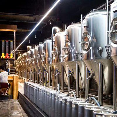 生产精酿啤酒设备厂家-优选史密力维制造厂