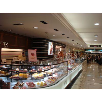 金沙洲广百广场一楼80平方米(面包店)