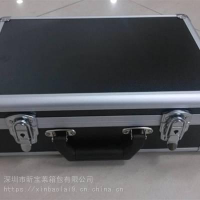 定制航空箱厂家 手提五金工具箱定制 铝合金仪器箱防震抗摔