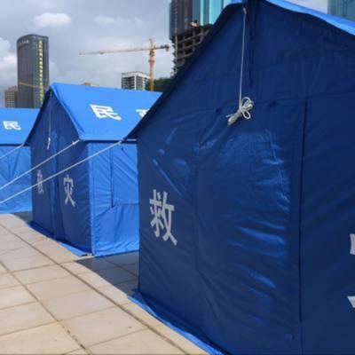 河北救灾厂家直销消防救灾帐篷矿山救援储备帐篷演习救灾帐篷充气救灾帐篷