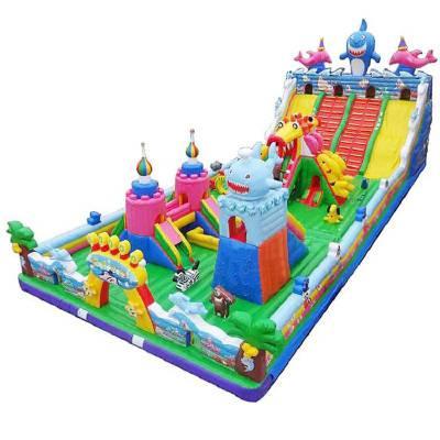 小型充气城堡 江西抚州新款儿童充气城堡滑梯
