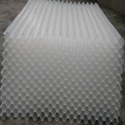 绿烨 六角蜂窝斜管填料 水处理斜管 优惠促销