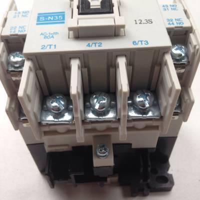 现货直销 三菱交流接触器S-K系列 S-K11 CJX5-12 380V220V110V36V