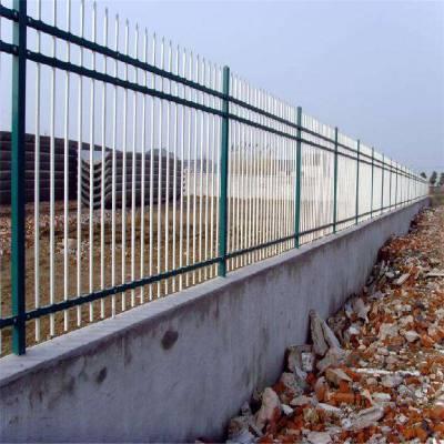 外墙墙体栅栏 小区外墙围栏 学校外墙护栏