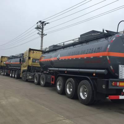 40吨危险品衬塑罐车, 氢氟酸罐车2019年国标库存