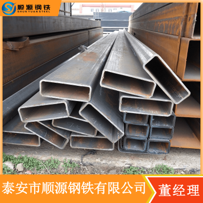 泰安方管 Q235B Q345B异型钢管 300*400 长度定尺 厂家直发