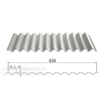 辽源YX18-76-836墙面彩钢板产量稳定