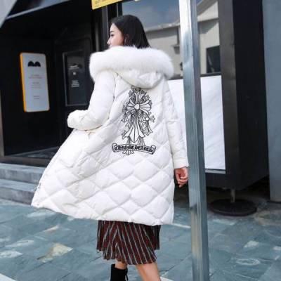 杭州四季青服装批发市场地址YDG高端女版羽绒服走份批发