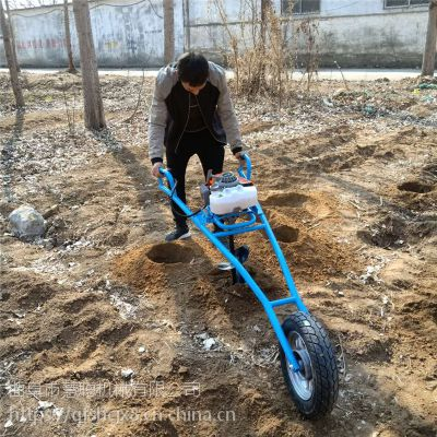 电线杆栽杆挖坑机 多种规格栽树挖坑机 拖拉机打坑机 慧聪机械批发
