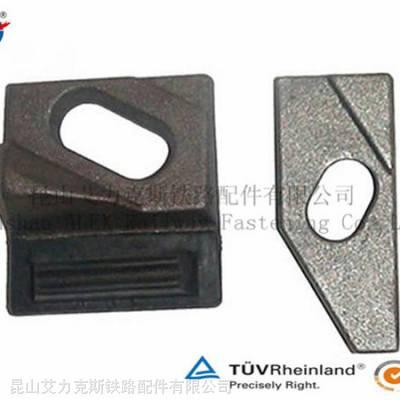 韩国钢轨扣板制造厂家