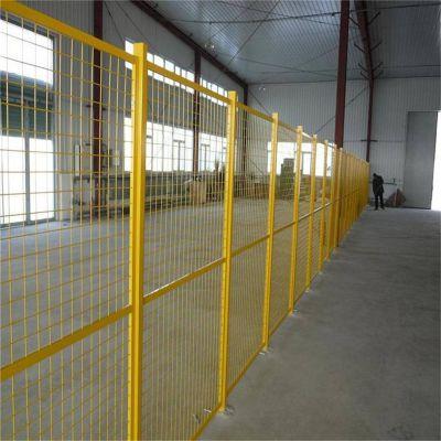 车间隔离网价格 市场摊位隔离网 洗车房隔离围栏