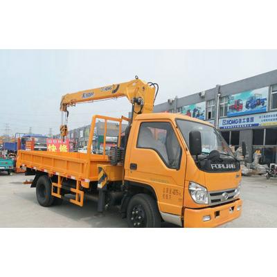 国五公告福田蓝牌2吨3.2吨BJ5042JSQ-G1随车吊 厂家直销