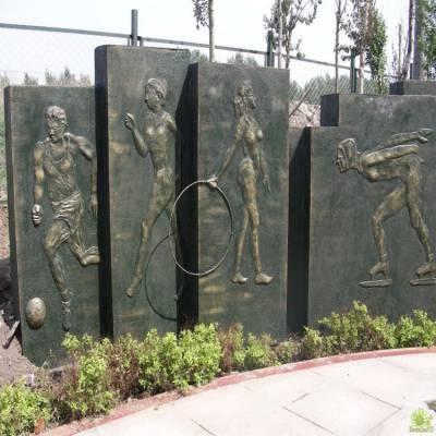 河南天目供应玻璃钢雕塑 景观雕塑
