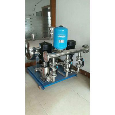 小区供水设备多少钱 XWG40/70-2G 7.5kw 70M扬程 宜兵众度泵业 不锈钢材质