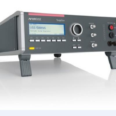 emtest测试/瑞士VSS 500N6电压浪涌模拟器