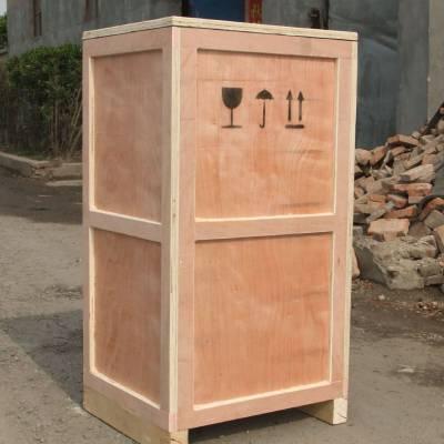 上海闵行区木箱包装厂,专业订做免熏蒸出口木箱